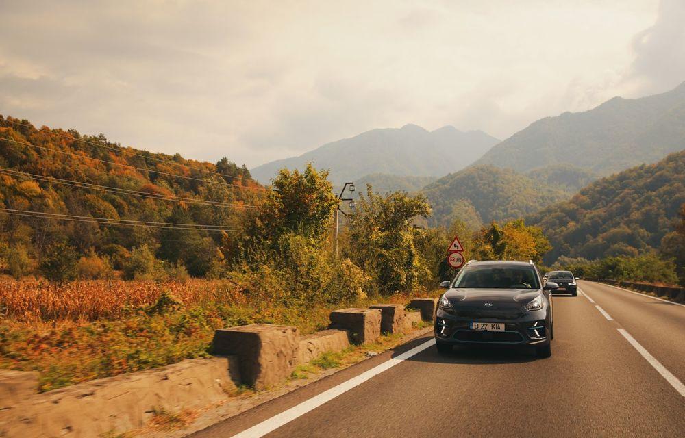 RAPORT FINAL: Kia e-Niro în #ElectricRomânia 2020: încărcare, consum, autonomie reală - Poza 5