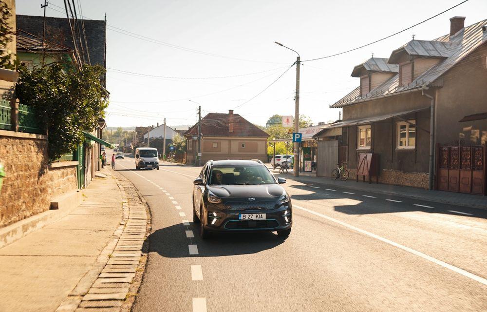 RAPORT FINAL: Kia e-Niro în #ElectricRomânia 2020: încărcare, consum, autonomie reală - Poza 13