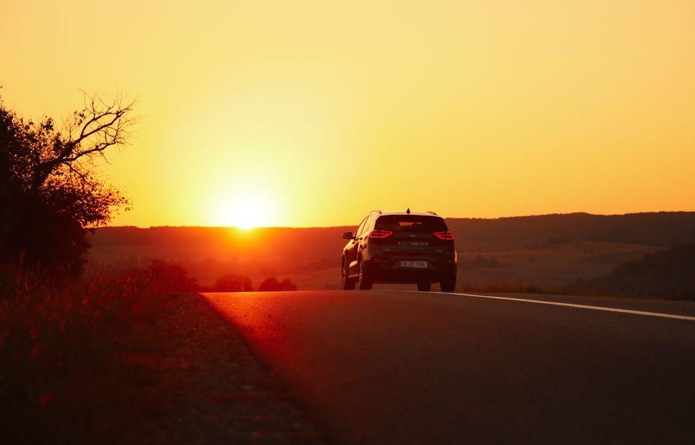 RAPORT FINAL: Kia e-Niro în #ElectricRomânia 2020: încărcare, consum, autonomie reală - Poza 22