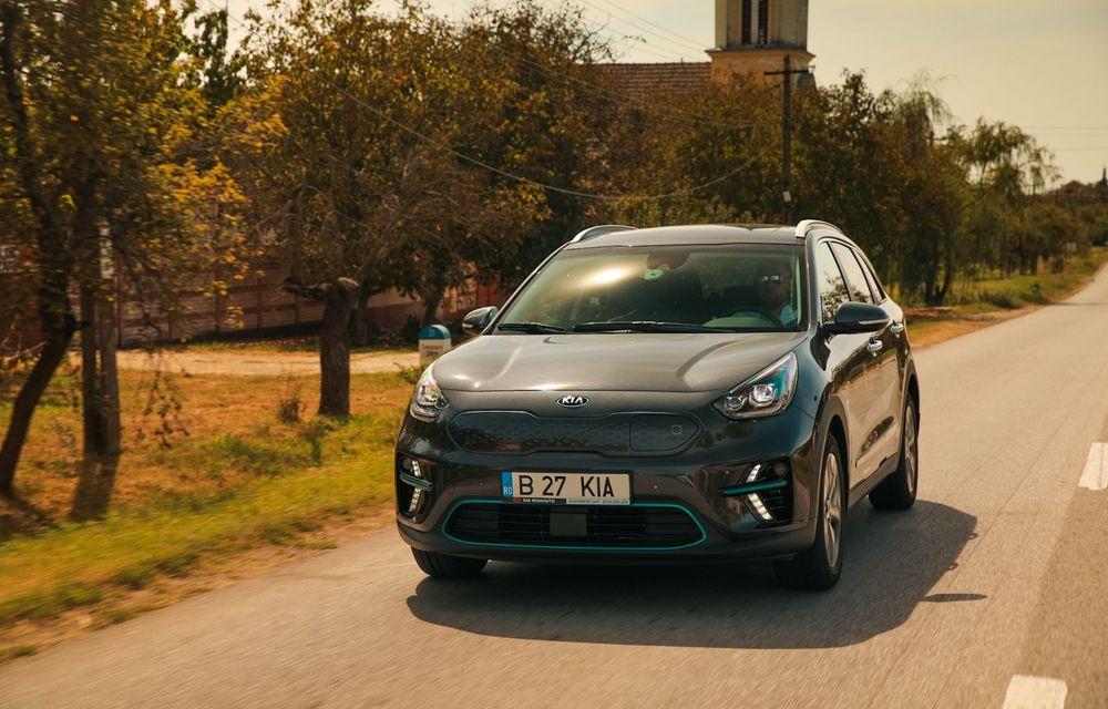 RAPORT FINAL: Kia e-Niro în #ElectricRomânia 2020: încărcare, consum, autonomie reală - Poza 3