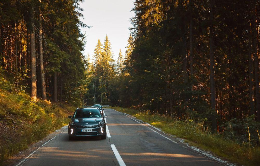 RAPORT FINAL: Kia e-Niro în #ElectricRomânia 2020: încărcare, consum, autonomie reală - Poza 7