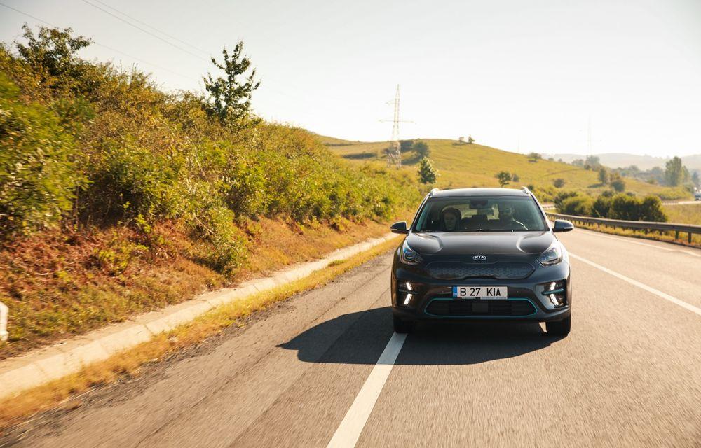 RAPORT FINAL: Kia e-Niro în #ElectricRomânia 2020: încărcare, consum, autonomie reală - Poza 14