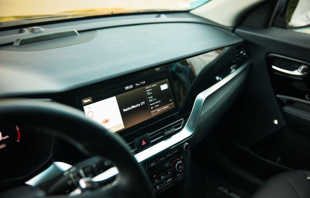 RAPORT FINAL: Kia e-Niro în #ElectricRomânia 2020: încărcare, consum, autonomie reală - Poza 33