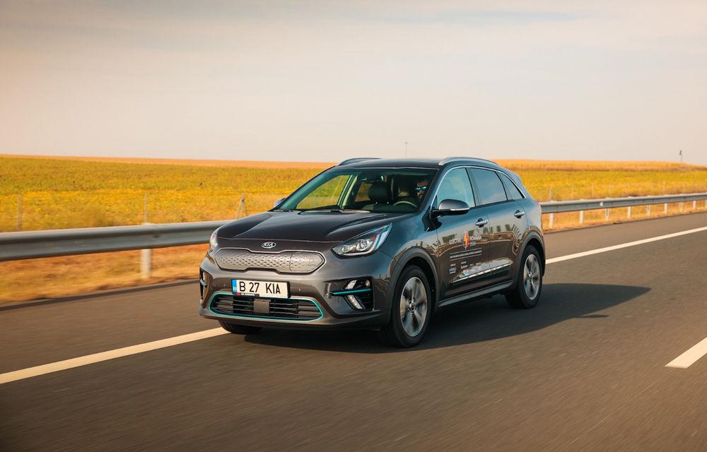 RAPORT FINAL: Kia e-Niro în #ElectricRomânia 2020: încărcare, consum, autonomie reală - Poza 1