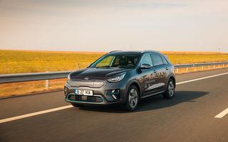RAPORT FINAL: Kia e-Niro în #ElectricRomânia 2020: încărcare, consum, autonomie reală