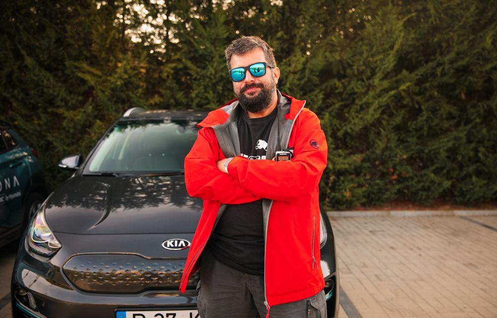 RAPORT FINAL: Kia e-Niro în #ElectricRomânia 2020: încărcare, consum, autonomie reală - Poza 26