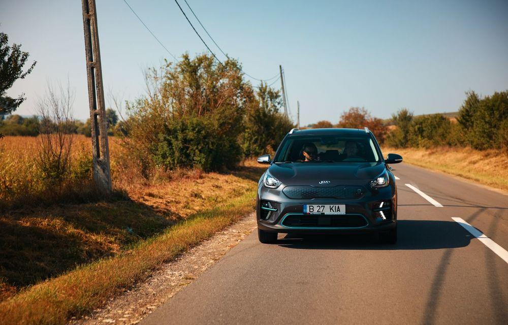 RAPORT FINAL: Kia e-Niro în #ElectricRomânia 2020: încărcare, consum, autonomie reală - Poza 15