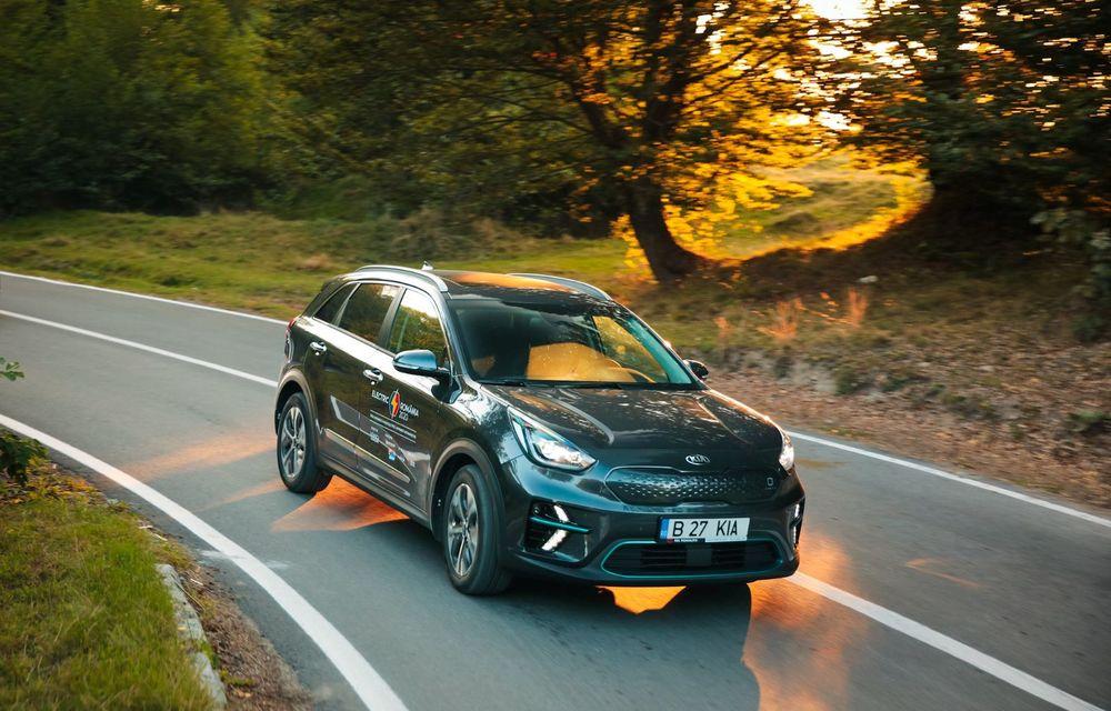 RAPORT FINAL: Kia e-Niro în #ElectricRomânia 2020: încărcare, consum, autonomie reală - Poza 8