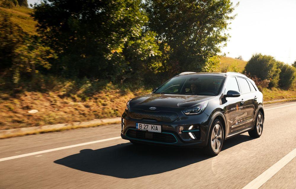 RAPORT FINAL: Kia e-Niro în #ElectricRomânia 2020: încărcare, consum, autonomie reală - Poza 2