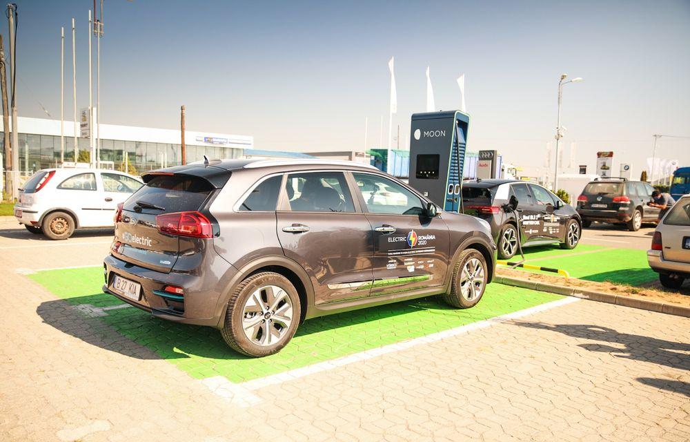 RAPORT FINAL: Kia e-Niro în #ElectricRomânia 2020: încărcare, consum, autonomie reală - Poza 25