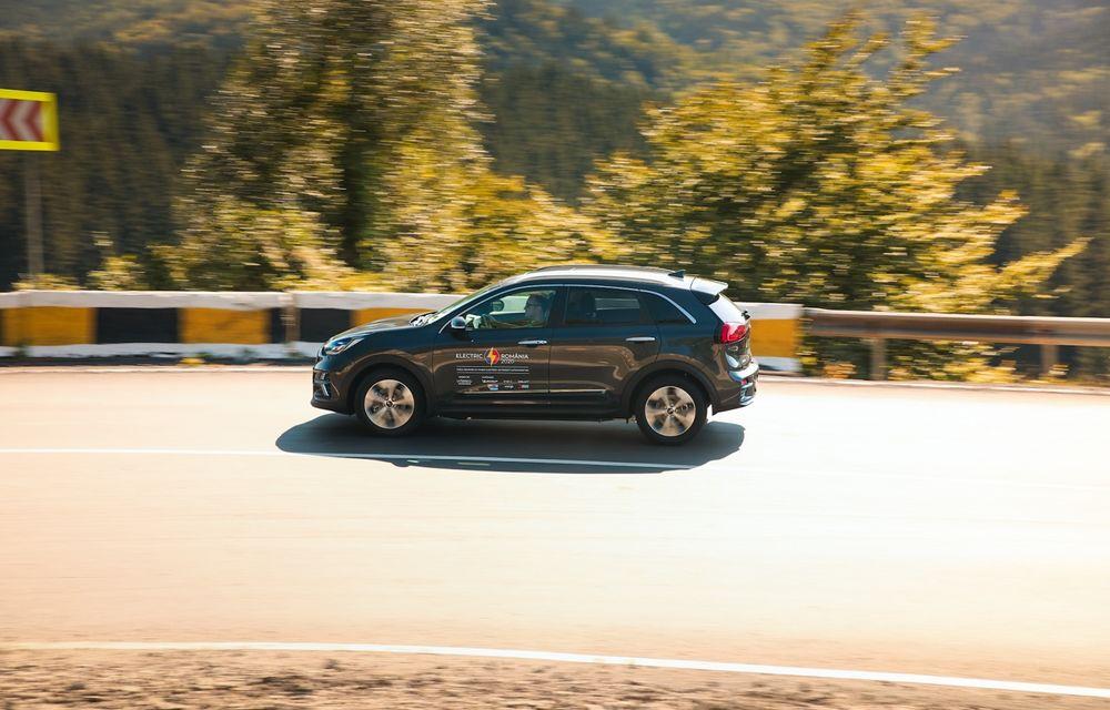 RAPORT FINAL: Kia e-Niro în #ElectricRomânia 2020: încărcare, consum, autonomie reală - Poza 24