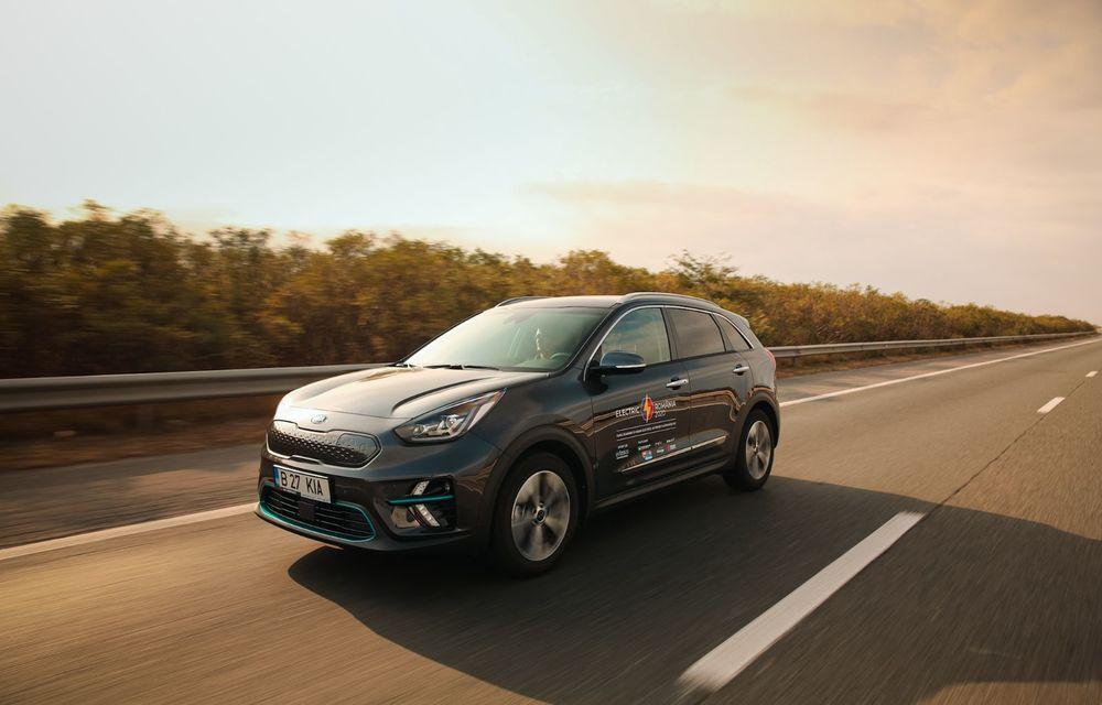 RAPORT FINAL: Kia e-Niro în #ElectricRomânia 2020: încărcare, consum, autonomie reală - Poza 10