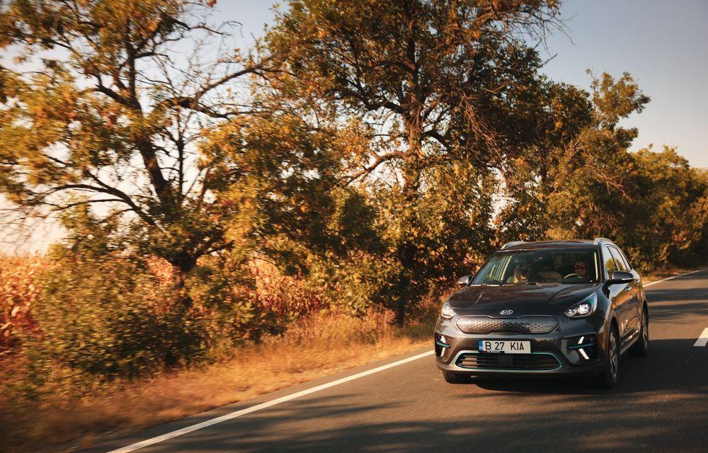 RAPORT FINAL: Kia e-Niro în #ElectricRomânia 2020: încărcare, consum, autonomie reală - Poza 16