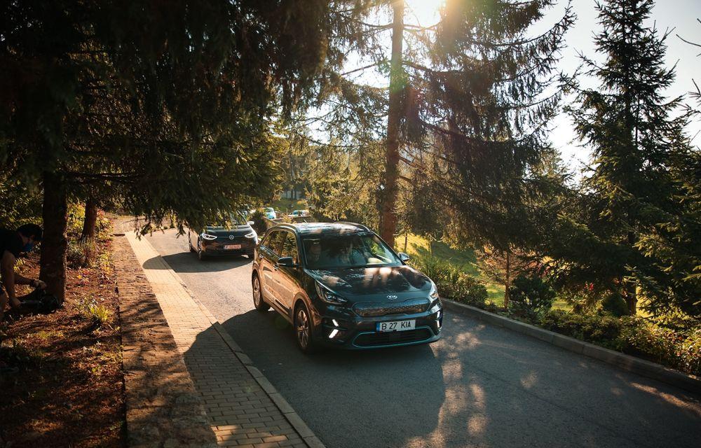 RAPORT FINAL: Kia e-Niro în #ElectricRomânia 2020: încărcare, consum, autonomie reală - Poza 18