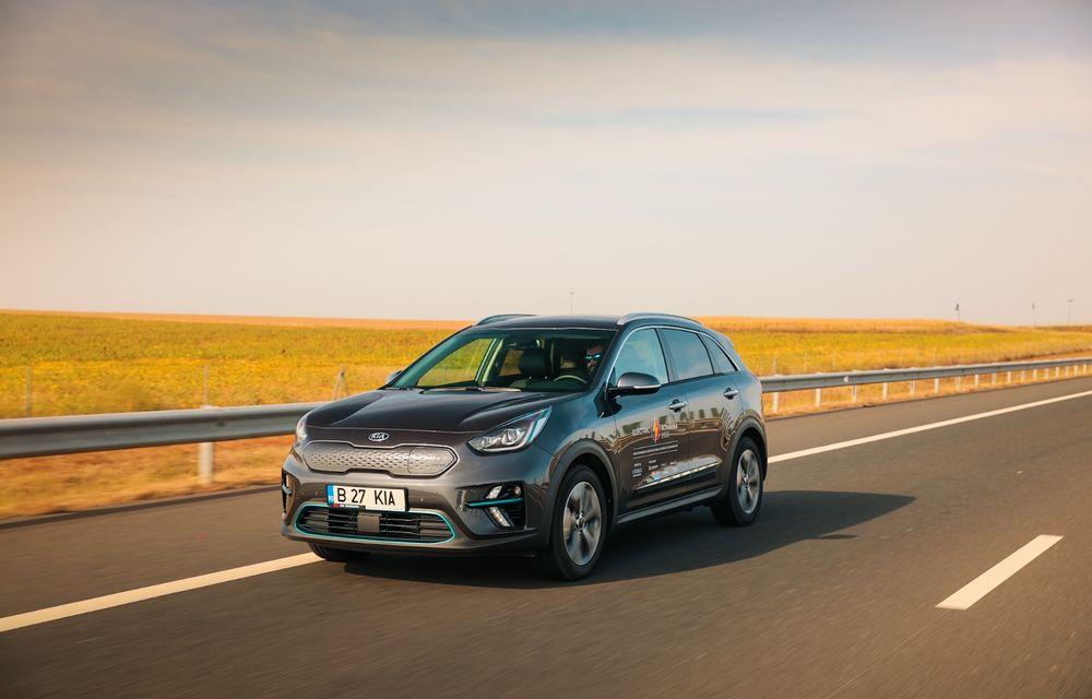 RAPORT FINAL: Kia e-Niro în #ElectricRomânia 2020: încărcare, consum, autonomie reală - Poza 4
