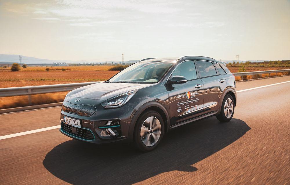 RAPORT FINAL: Kia e-Niro în #ElectricRomânia 2020: încărcare, consum, autonomie reală - Poza 17
