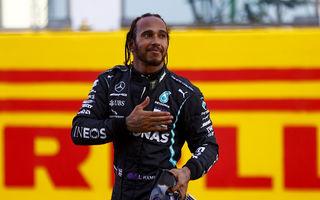 """Hamilton poate egala recordul de victorii deținut de Schumacher în Formula 1 cu un succes în Rusia: """"Pare ceva ireal"""""""