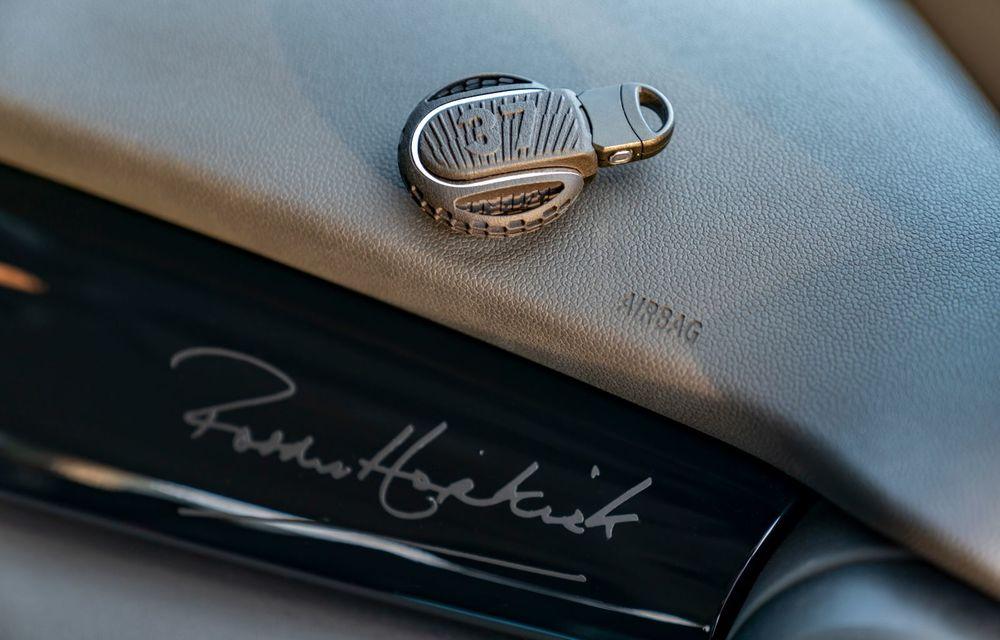 Hatchback-ul Mini este disponibil în versiunea specială Paddy Hopkirk Edition: varianta a fost dezvoltată în onoarea pilotului care a adus prima victorie Mini la Raliul Monte Carlo - Poza 56