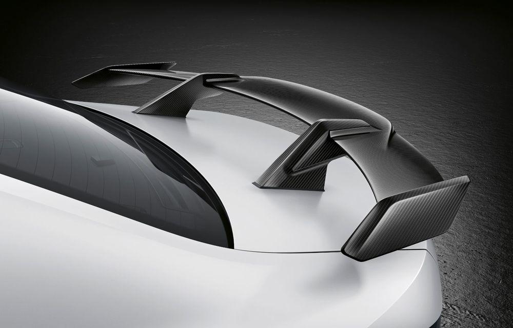 Accesorii M Performance pentru noile BMW M3 și M4 Coupe: elemente de caroserie din fibră de carbon și noutăți pentru interior - Poza 17