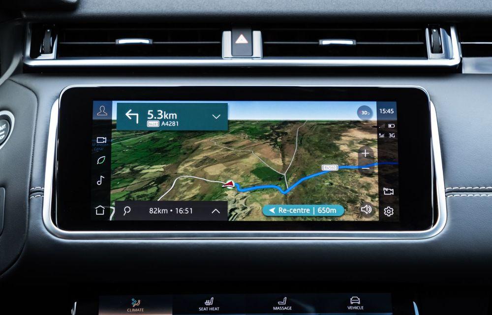 Noutăți pentru Range Rover Velar: versiune plug-in hybrid și motorizări diesel și benzină cu sistem mild-hybrid - Poza 36