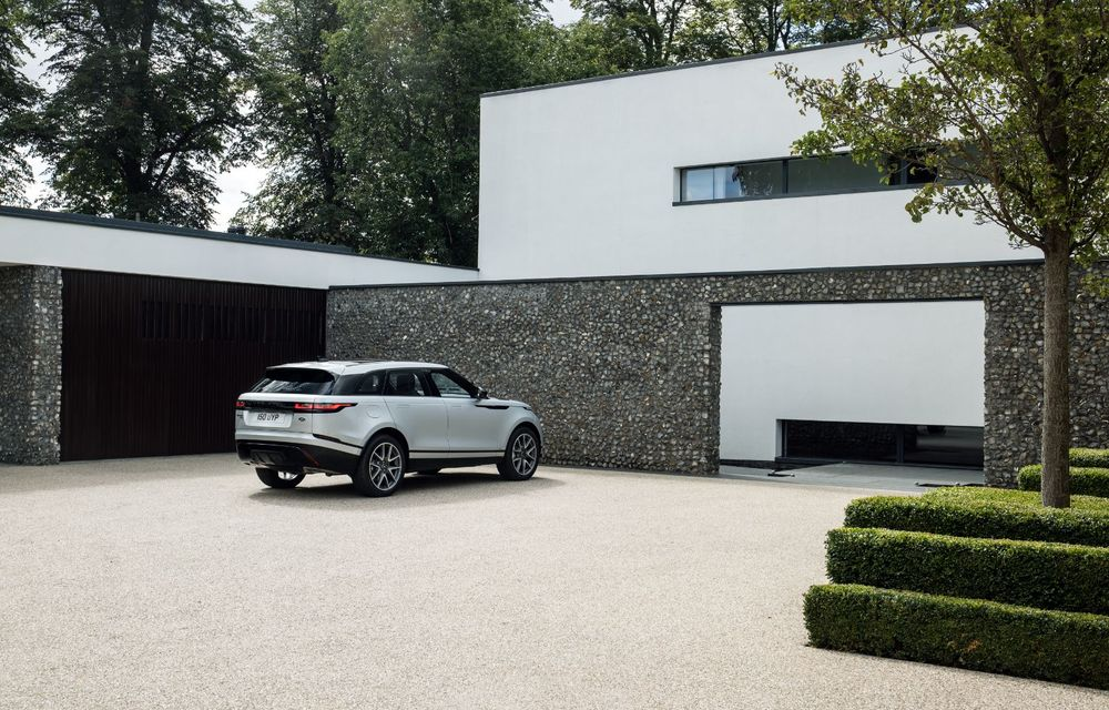 Noutăți pentru Range Rover Velar: versiune plug-in hybrid și motorizări diesel și benzină cu sistem mild-hybrid - Poza 21