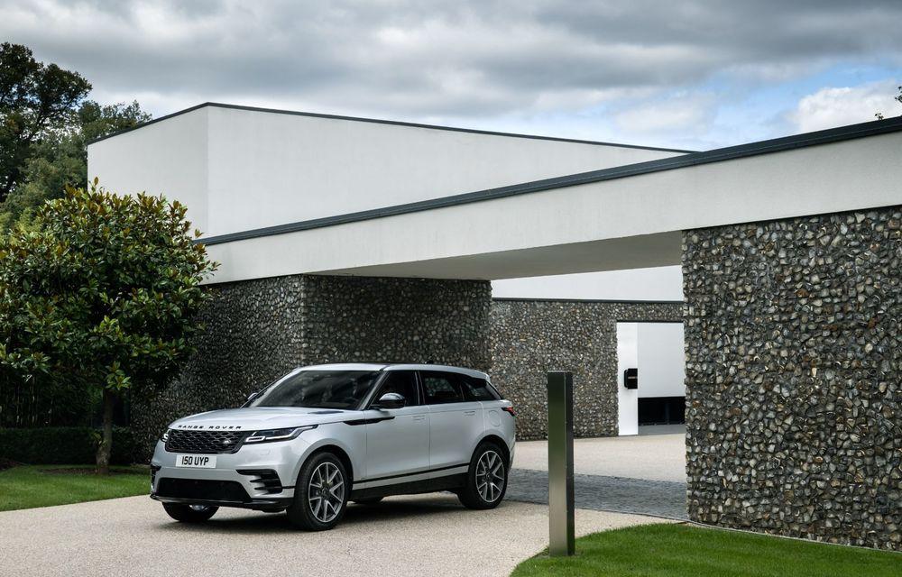 Noutăți pentru Range Rover Velar: versiune plug-in hybrid și motorizări diesel și benzină cu sistem mild-hybrid - Poza 19