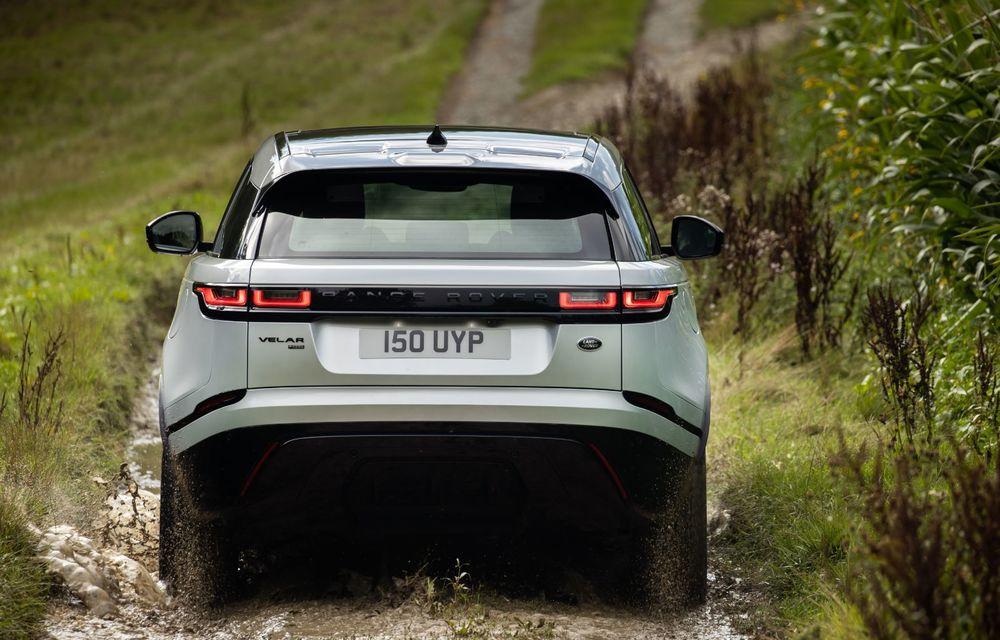 Noutăți pentru Range Rover Velar: versiune plug-in hybrid și motorizări diesel și benzină cu sistem mild-hybrid - Poza 17