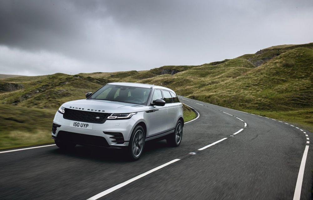 Noutăți pentru Range Rover Velar: versiune plug-in hybrid și motorizări diesel și benzină cu sistem mild-hybrid - Poza 12