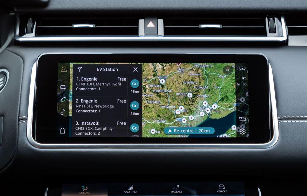 Noutăți pentru Range Rover Velar: versiune plug-in hybrid și motorizări diesel și benzină cu sistem mild-hybrid - Poza 34