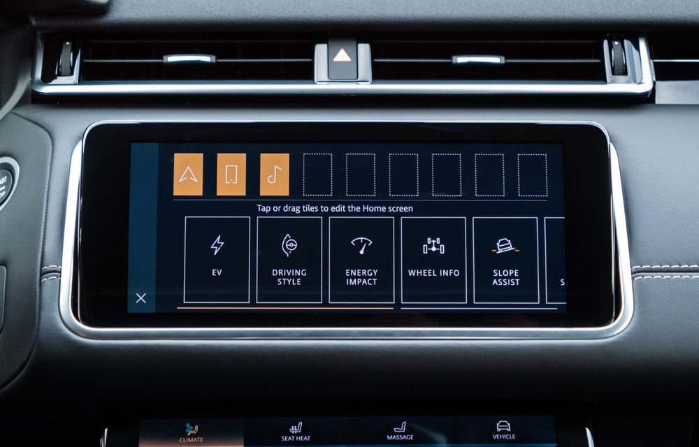 Noutăți pentru Range Rover Velar: versiune plug-in hybrid și motorizări diesel și benzină cu sistem mild-hybrid - Poza 37