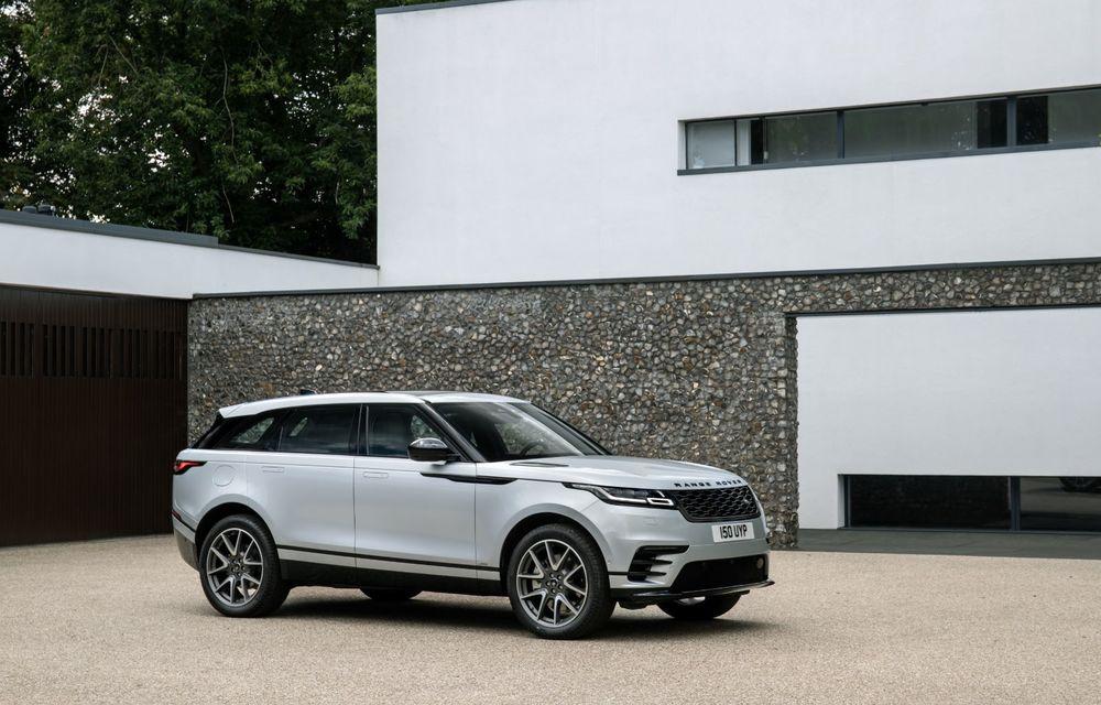 Noutăți pentru Range Rover Velar: versiune plug-in hybrid și motorizări diesel și benzină cu sistem mild-hybrid - Poza 20