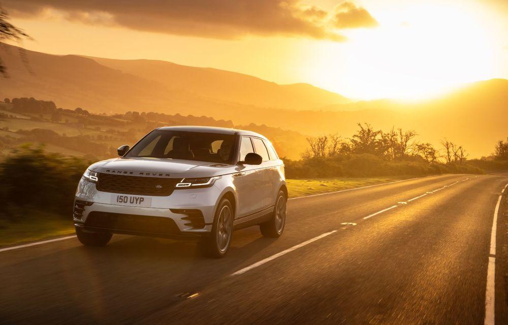 Noutăți pentru Range Rover Velar: versiune plug-in hybrid și motorizări diesel și benzină cu sistem mild-hybrid - Poza 7