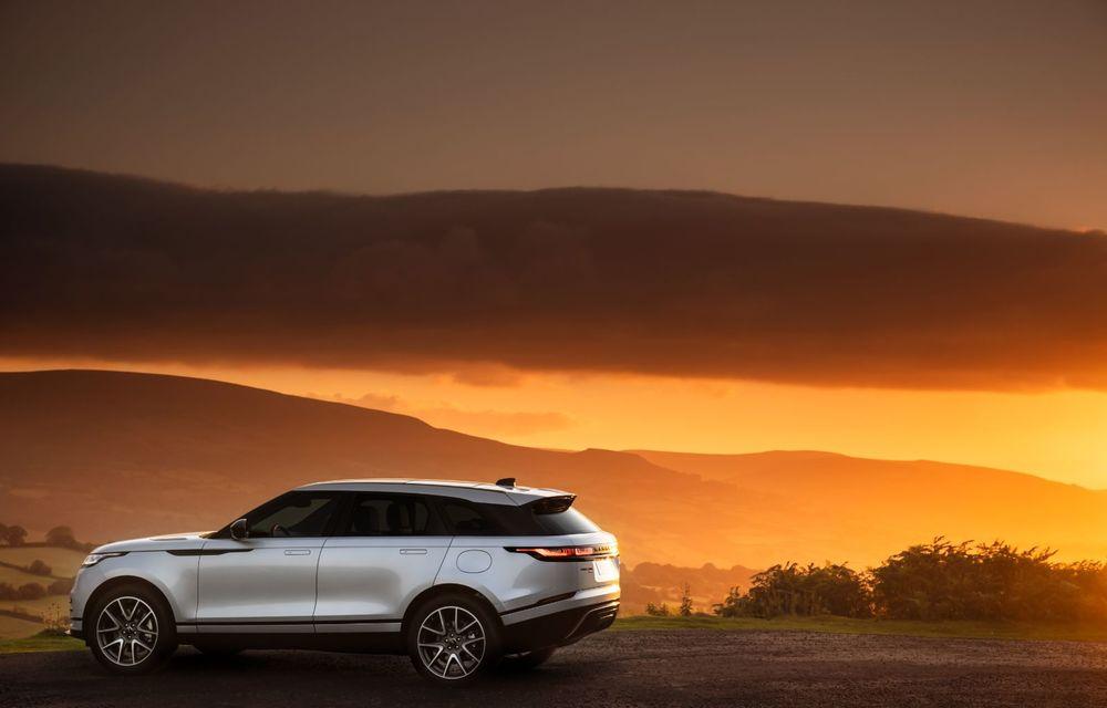 Noutăți pentru Range Rover Velar: versiune plug-in hybrid și motorizări diesel și benzină cu sistem mild-hybrid - Poza 6