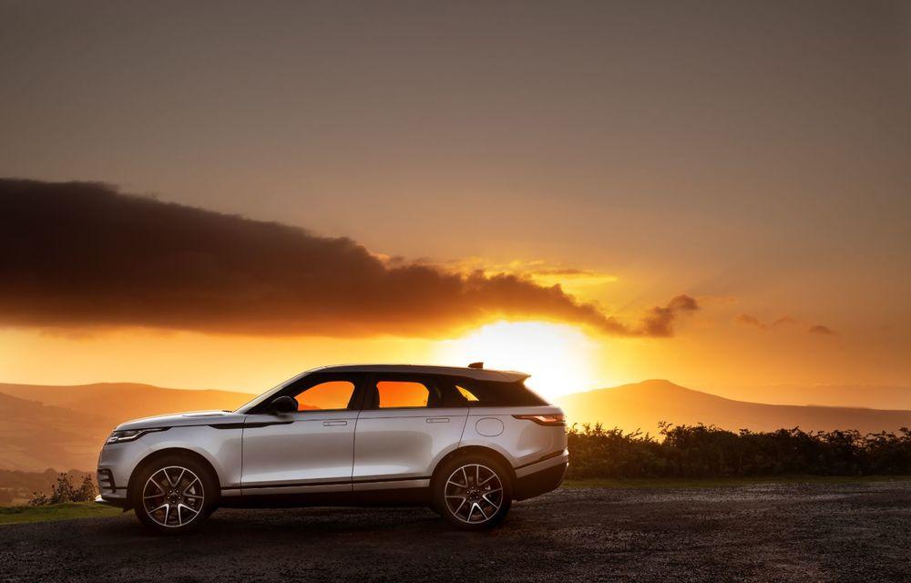 Noutăți pentru Range Rover Velar: versiune plug-in hybrid și motorizări diesel și benzină cu sistem mild-hybrid - Poza 5