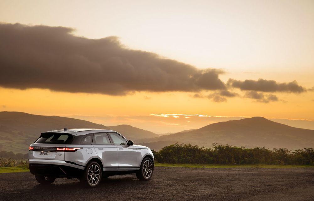 Noutăți pentru Range Rover Velar: versiune plug-in hybrid și motorizări diesel și benzină cu sistem mild-hybrid - Poza 3