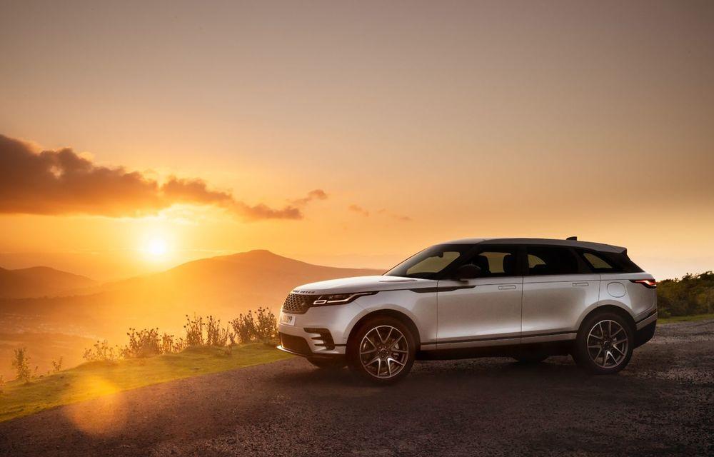 Noutăți pentru Range Rover Velar: versiune plug-in hybrid și motorizări diesel și benzină cu sistem mild-hybrid - Poza 4
