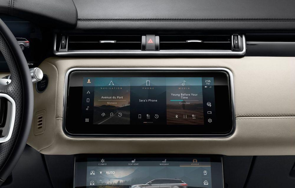 Noutăți pentru Range Rover Velar: versiune plug-in hybrid și motorizări diesel și benzină cu sistem mild-hybrid - Poza 29