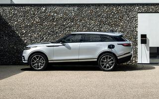 Noutăți pentru Range Rover Velar: versiune plug-in hybrid și motorizări diesel și benzină cu sistem mild-hybrid