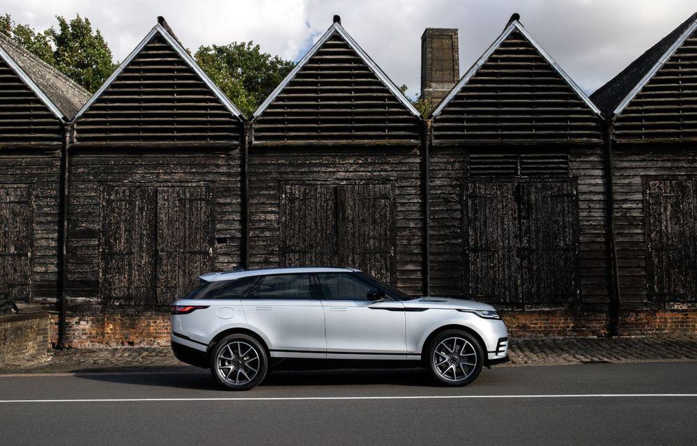 Noutăți pentru Range Rover Velar: versiune plug-in hybrid și motorizări diesel și benzină cu sistem mild-hybrid - Poza 2