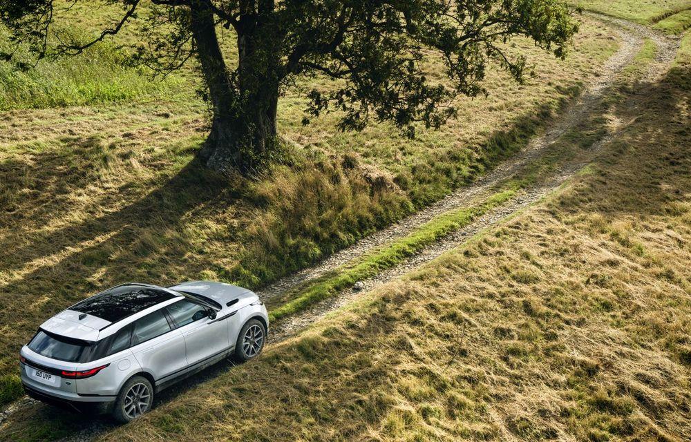 Noutăți pentru Range Rover Velar: versiune plug-in hybrid și motorizări diesel și benzină cu sistem mild-hybrid - Poza 18