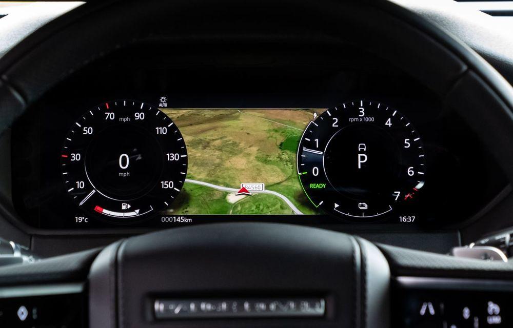 Noutăți pentru Range Rover Velar: versiune plug-in hybrid și motorizări diesel și benzină cu sistem mild-hybrid - Poza 39