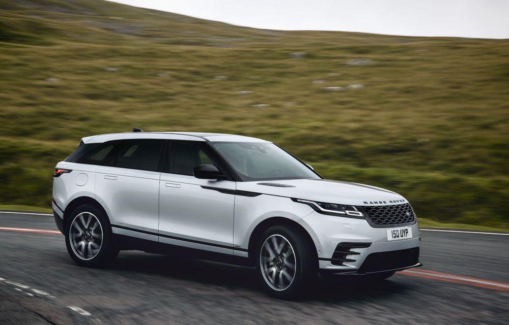 Noutăți pentru Range Rover Velar: versiune plug-in hybrid și motorizări diesel și benzină cu sistem mild-hybrid - Poza 13