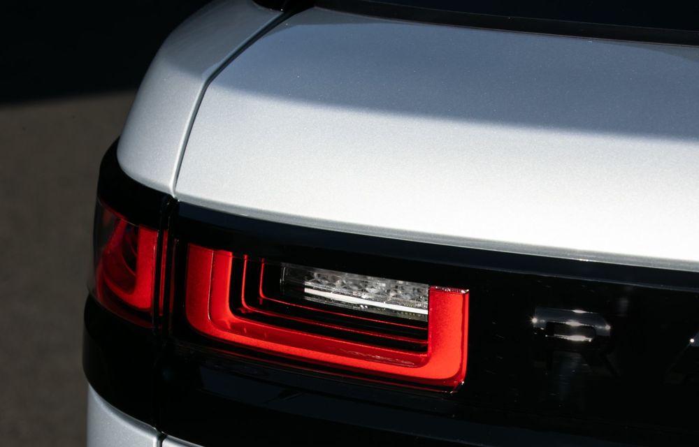 Noutăți pentru Range Rover Velar: versiune plug-in hybrid și motorizări diesel și benzină cu sistem mild-hybrid - Poza 24