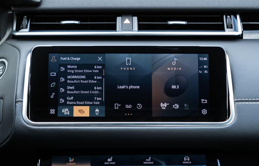 Noutăți pentru Range Rover Velar: versiune plug-in hybrid și motorizări diesel și benzină cu sistem mild-hybrid - Poza 33