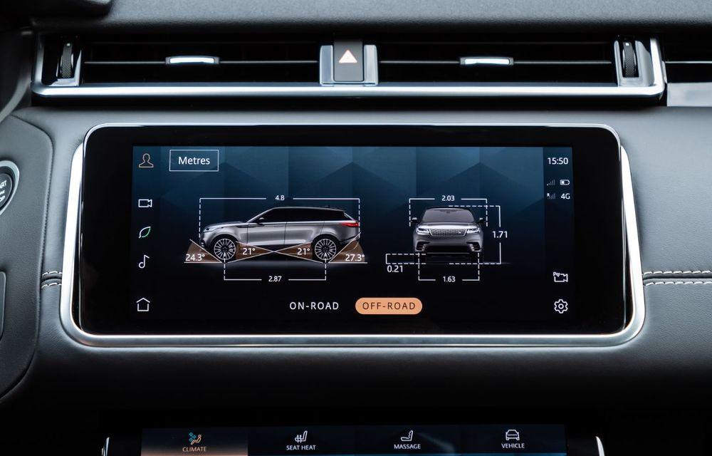 Noutăți pentru Range Rover Velar: versiune plug-in hybrid și motorizări diesel și benzină cu sistem mild-hybrid - Poza 35