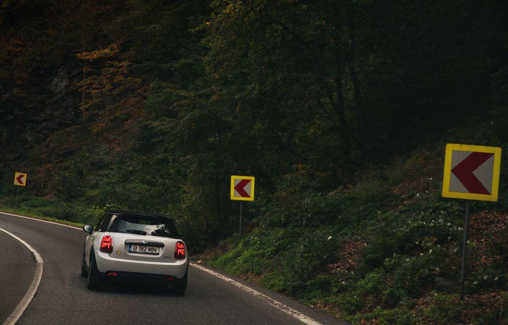 RAPORT FINAL: Mini Cooper SE în #ElectricRomânia 2020: încărcare, consum, autonomie reală - Poza 23