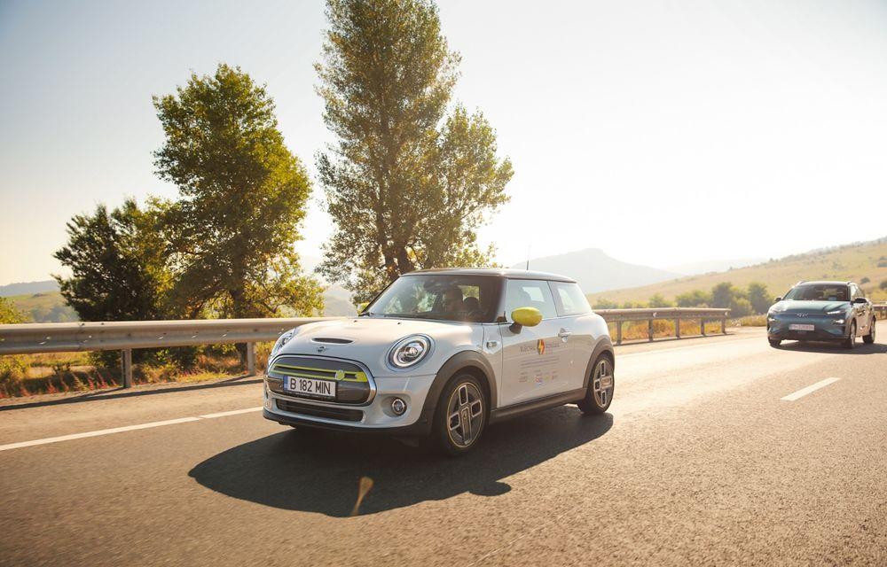 RAPORT FINAL: Mini Cooper SE în #ElectricRomânia 2020: încărcare, consum, autonomie reală - Poza 4