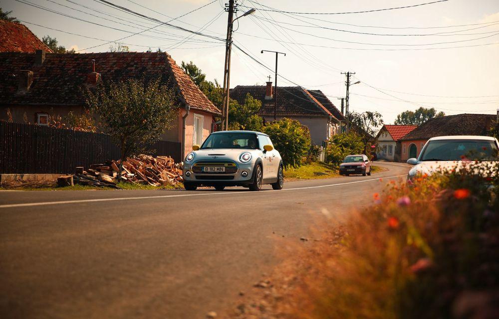 RAPORT FINAL: Mini Cooper SE în #ElectricRomânia 2020: încărcare, consum, autonomie reală - Poza 15