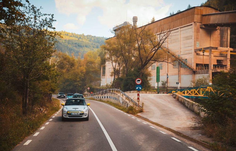 RAPORT FINAL: Mini Cooper SE în #ElectricRomânia 2020: încărcare, consum, autonomie reală - Poza 12