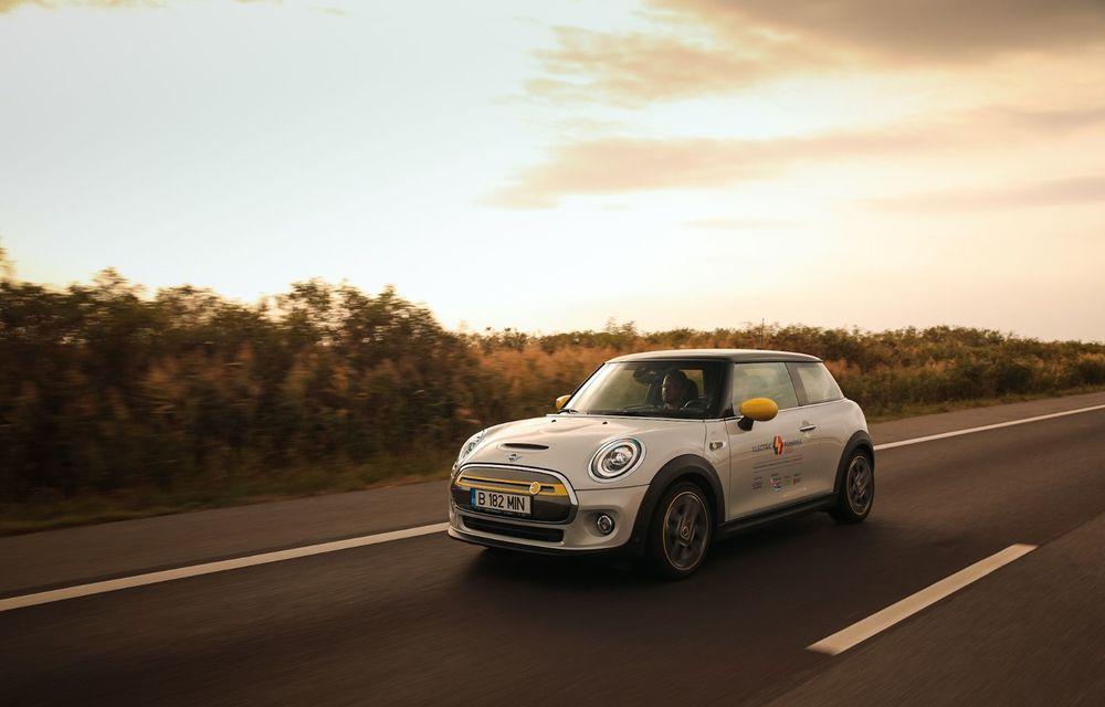 RAPORT FINAL: Mini Cooper SE în #ElectricRomânia 2020: încărcare, consum, autonomie reală - Poza 8